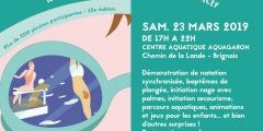 Centre aquatique intercommunal : AquaGaron