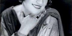 Ninon VALLIN, chanteuse lyrique du XX° siècle