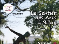 Week-end culturel 2019 Sentier des Arts