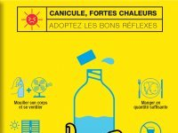 Informations Canicule