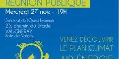 PCAET de l'Ouest Lyonnais